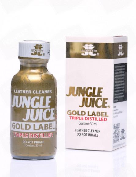 Jungle Juice Gold Label 30ml Lockerroom - 12 bouteilles